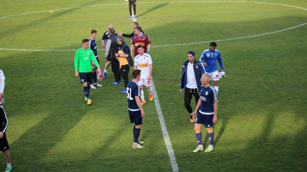 Tapte mot Dynamo Brest