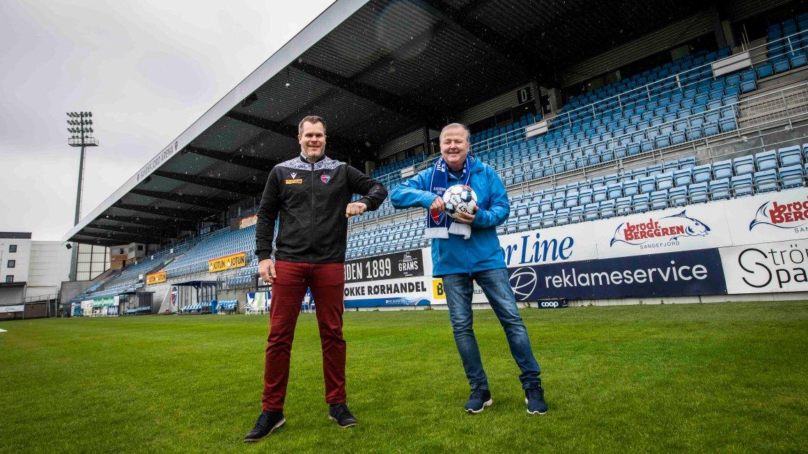 Nytt stadionnavn: Velkommen til Release Arena