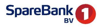 SpareBank1 BV