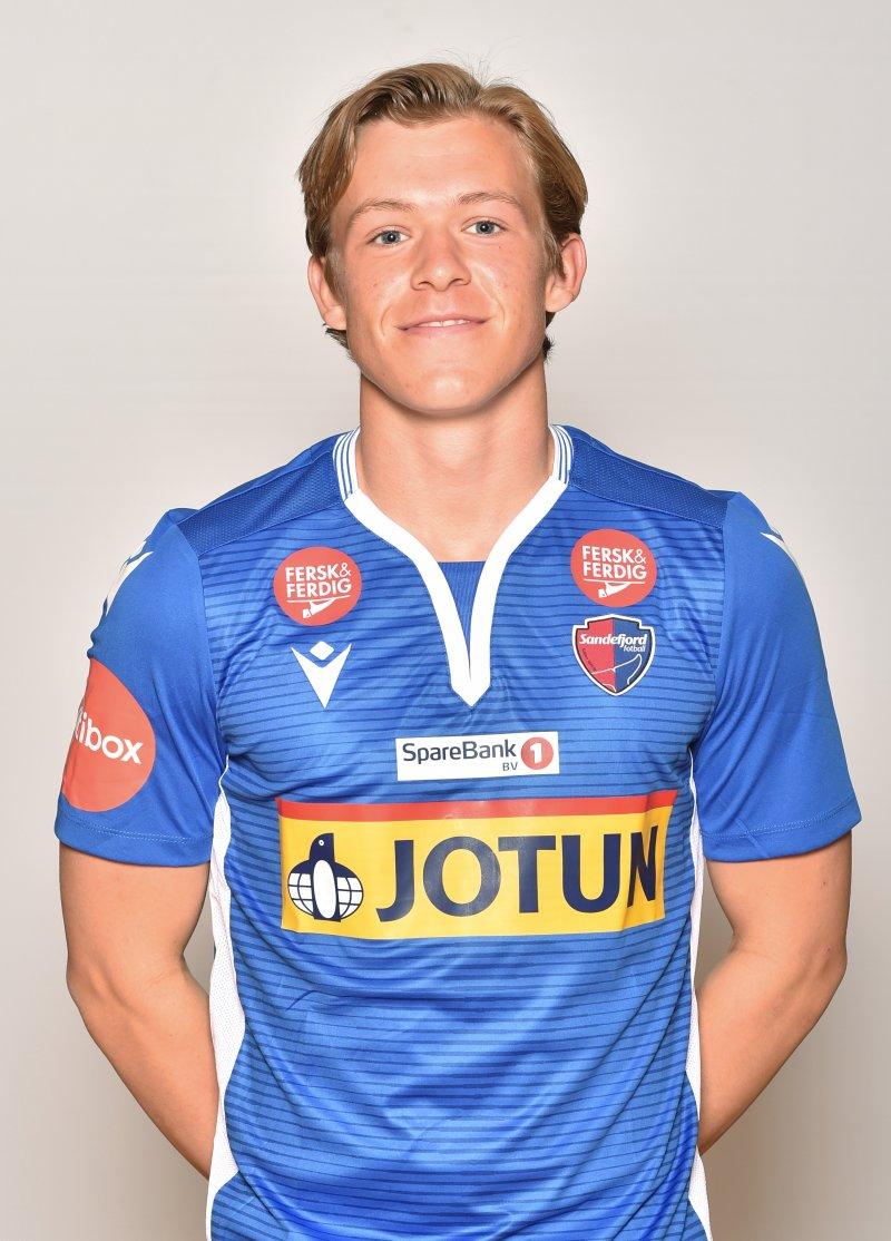 Martin Andersen lånes ut til Fram Larvik