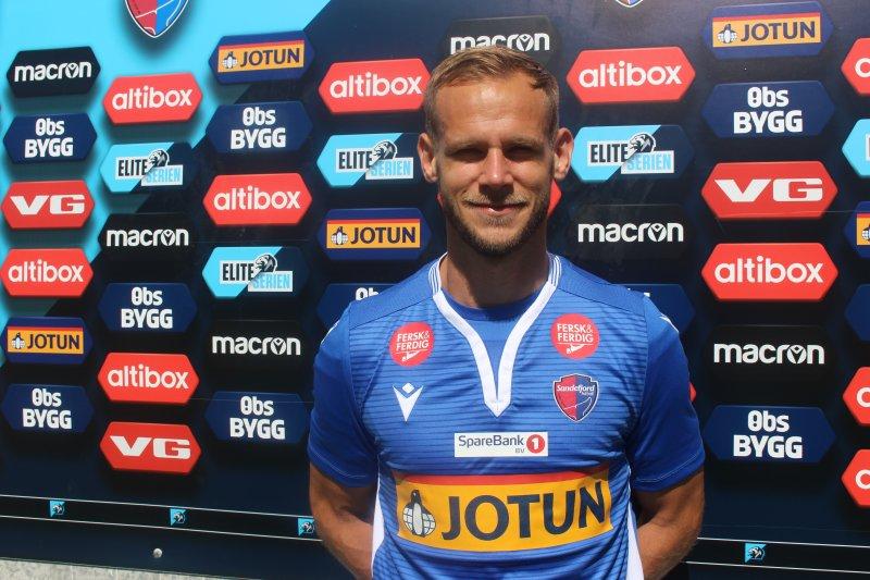 Martin Kruezriegler er klubbens nye midtstopper