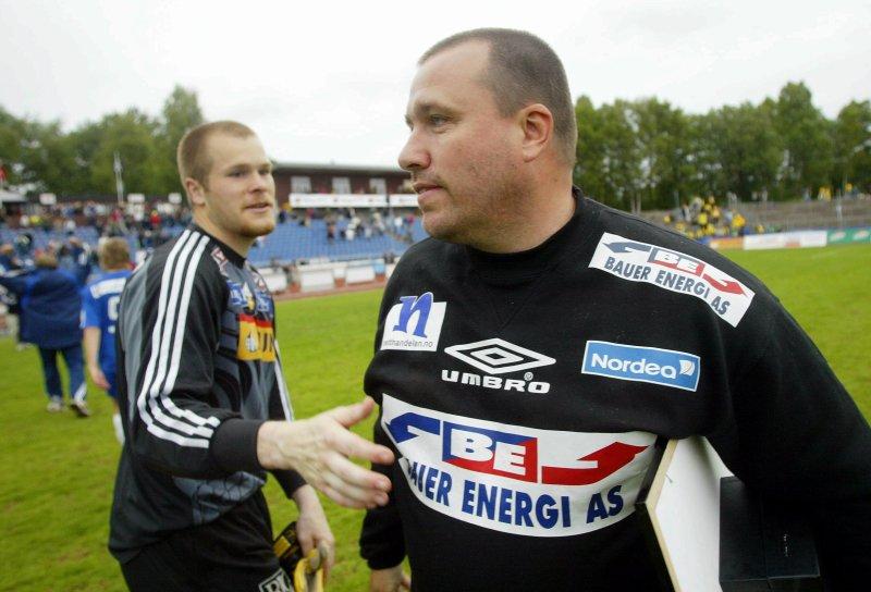 Tom Nordlie ble trener for klubben året etter Bugge Pettersen kom til Sandefjord. (Foto: Digitalsport)