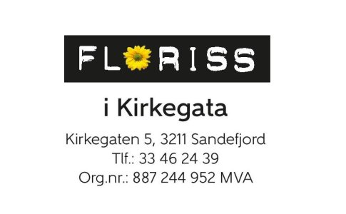 Floriss i Kirkegata