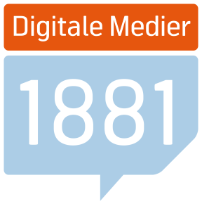 Digitale Medier 1881