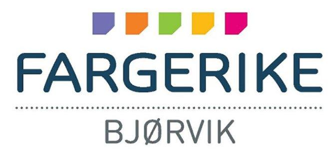 Fargerike Bjørvik